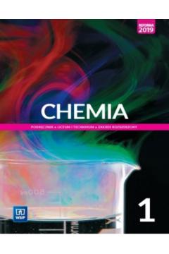 Chemia 1. Podręcznik dla liceum i technikum. Klasa 1. Zakres rozszerzony