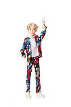 PROMO Lalka BTS Jin Idol Fashion GKC88