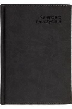 Kalendarz nauczyciela B5 2021/2022 tyg. czarny