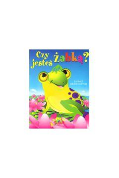 Czy jesteś żabką? Dotknij i poznaj