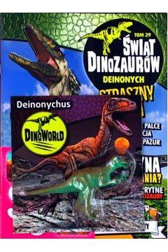 Świat Dinozaurów T.29 Deinonych