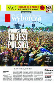 Gazeta Wyborcza - Lublin 181/2017