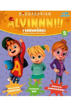 Alvinnn i wiewiórki Tom 5