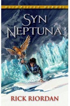 Olimpijscy Herosi, tom 2. Syn Neptuna