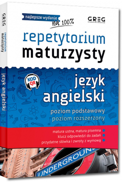 Repetytorium maturzysty 2021. Język angielski