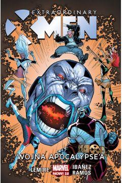 Extraordinary X-Men. Tom 2. Wojna Apocalypse'a