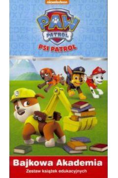 Psi patrol bajkowa akademia