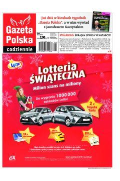 Gazeta Polska Codziennie 276/2019
