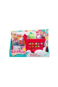 Kindi Kids - Wózek zakupowy + akcesoria