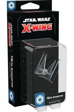 X-Wing 2nd ed.:  TIE/in Interceptor Expansion Pack