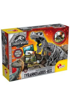 Jurassic World Tyrannosaurus Rex + karty