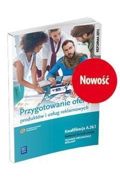 Przyg. oferty produktów i usług rekl. Kwal.A.26.1