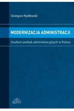 Modernizacja administracji