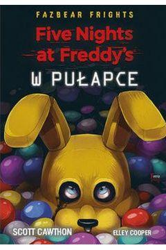 Five Nights at Freddy`s. Opowiadania