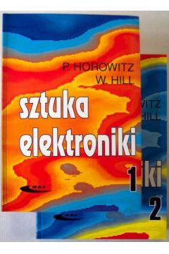 Sztuka elektroniki, cz. 1 i 2 komplet