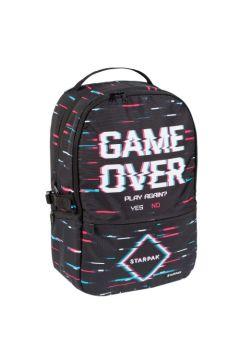 Plecak szkolny Game Over