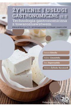Żywienie i usługi gastronomiczne cz.II