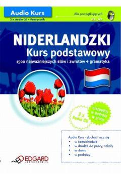 Niderlandzki kurs podstawowy + CD