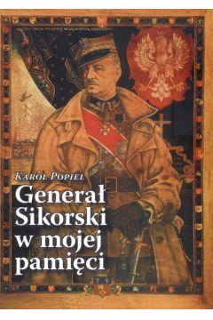 Generał sikorski w mojej pamięci