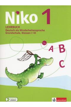 Niko 1. Lehrbuch. Podręcznik do języka niemieckiego dla klas 1-3 szkoły podstawowej