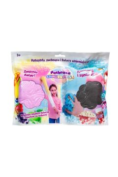 EP Pachnąca Chmurkolina - 2 pack (2x60g) jasny fioletowy (winogrono) + czarny (cola) 04051