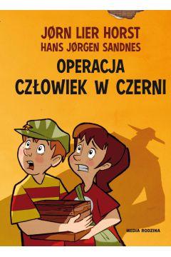 Operacja Człowiek w Czerni. Biuro Detektywistyczne nr 2