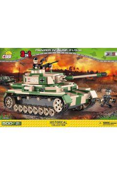 Small Army. Czołg Panzerkampfwagen IV