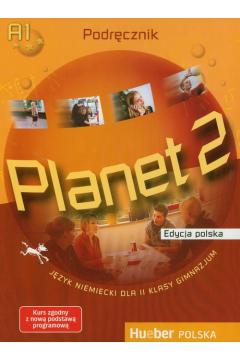 Planet  2 podr. pl HUEBER