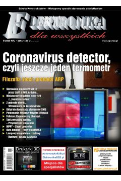 Elektronika dla Wszystkich 5/2020