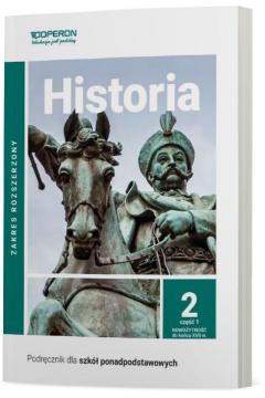 Historia 2. Podręcznik. Część 1. Zakres rozszerzony. Szkoły ponadpodstawowe