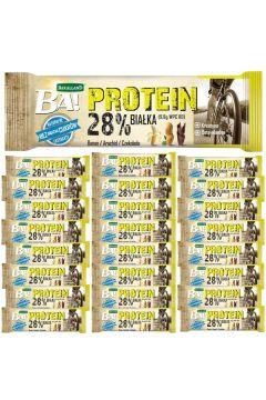 Ba! Baton Proteinowy Banan i Orzech Zestaw