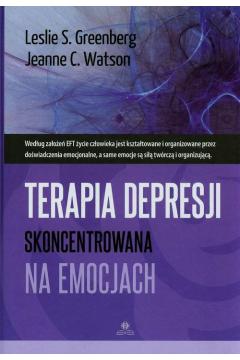 Terapia depresji skoncentrowana na emocjach