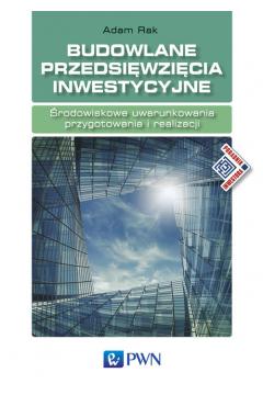 Budowlane przedsięwzięcia inwestycyjne