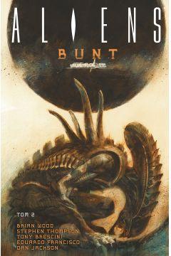 Aliens Bunt. Tom 2
