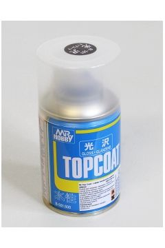 Mr. Top Coat Gloss Spray 88ml