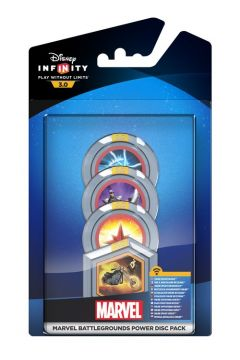 Disney infinity 3.0: dyski mocy pole bitwy Marvela