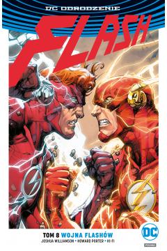 Flash. Tom 8. Wojna Flashów