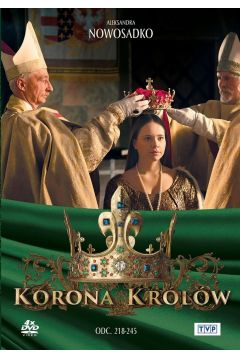 Korona Królów. Sezon 2. Odcinki 218-245 (4DVD)