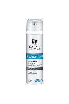 Men Sensitive Moisturizing Shaving Gel nawilżający żel do golenia do skóry bardzo wrażliwej