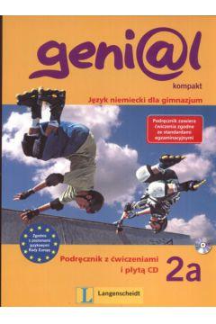 Genial 2A Kompakt podręcznik z  ćwiczenia