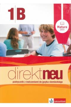 Direkt NEU 1B SB+WB+ABI-Heft LEKTORKLETT