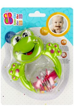 Grzechotka żaba BAM BAM