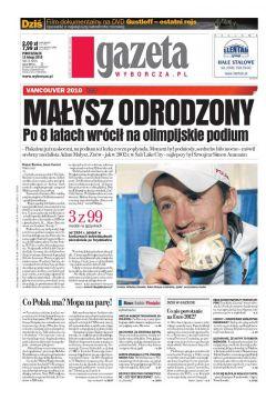 Gazeta Wyborcza - Płock 38/2010