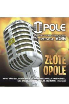 Złote Opole - Opole 2016 (Digipack)
