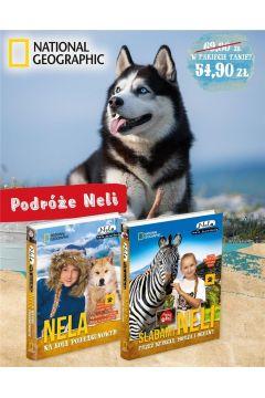 Pakiet 2: Nela na kole podbieg./Śladami Neli...