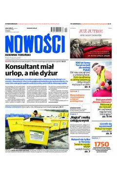 Nowości Dziennik Toruński  11/2020
