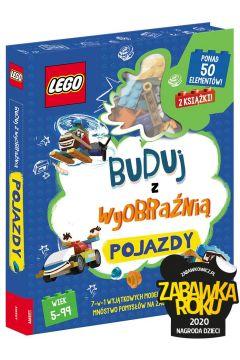 Lego Iconic. Buduj z wyobraźnią. Pojazdy