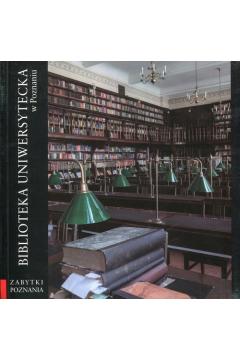Biblioteka Uniwersytecka w Poznaniu