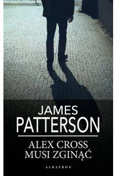 Alex Cross musi zginąć pocket