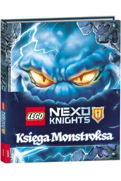 Książka LEGO Nexo Knights. Księga Monstroksa